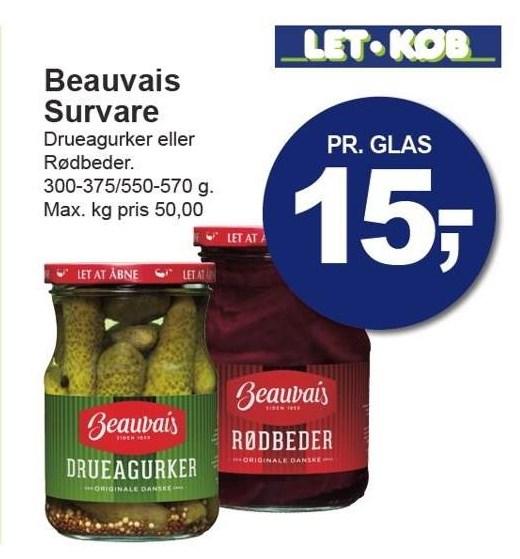Beauvais Survare