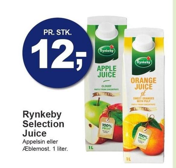 Rynkeby Selection Juice