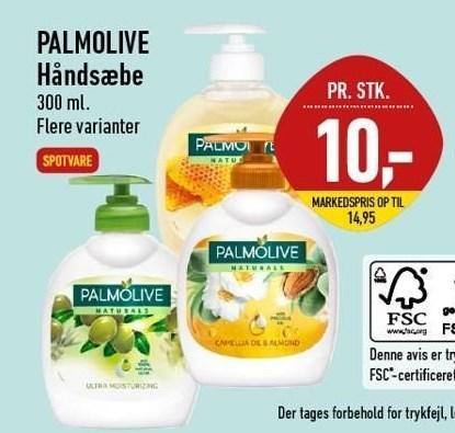 Palmolive Håndsæbe