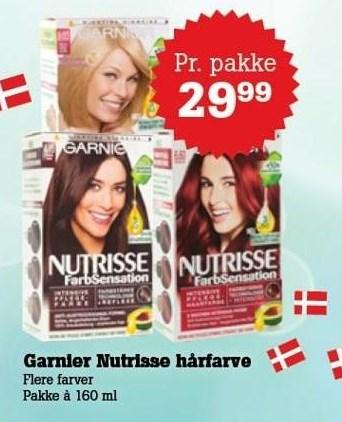 Garnier Nutrisse hårfarve