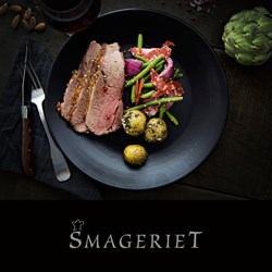 Smageriet (Catering): Gyldig t.o.m søn 30/4