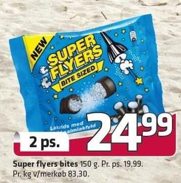 Super flyers bites 2 ps.