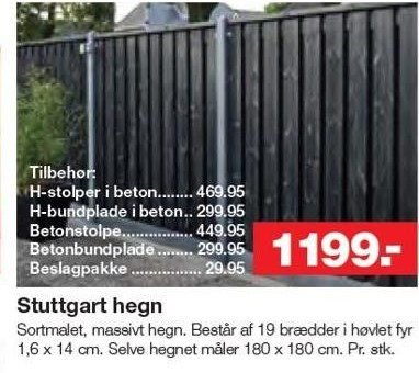 Stuttgart hegn