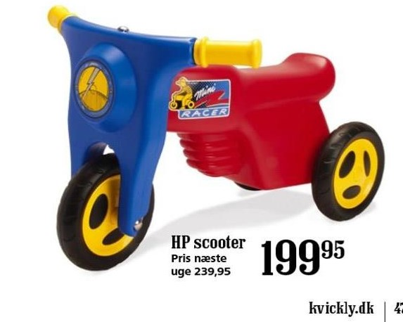 HP scooter