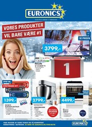 Euronics: Gyldig t.o.m tir 27/2
