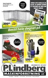 P. Lindberg: Gyldig t.o.m tor 30/3