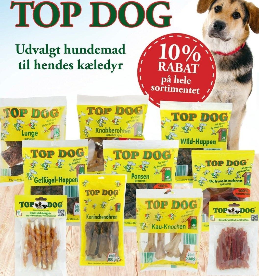 SPar 10% på Top Dog