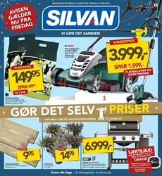 SILVAN: Gyldig t.o.m tor 30/3