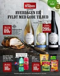 SuperBrugsen: Gyldig fra søn 8/5 t.o.m. lør 14/5