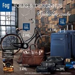 Fog Bolig & Designhus: Gyldig t.o.m fre 23/12