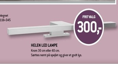 Helen LED lampe
