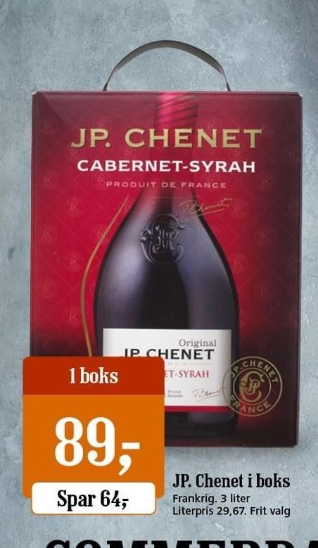 JP.chenet i boks