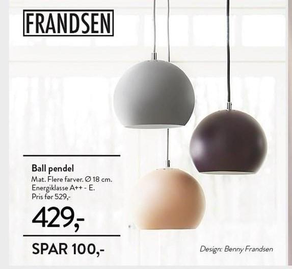 Ball pendel