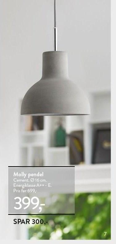 Molly pendel