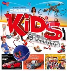 KiDS Coolshop: Gyldig t.o.m søn 20/8