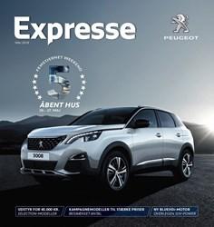 Peugeot: Gyldig t.o.m lør 30/6