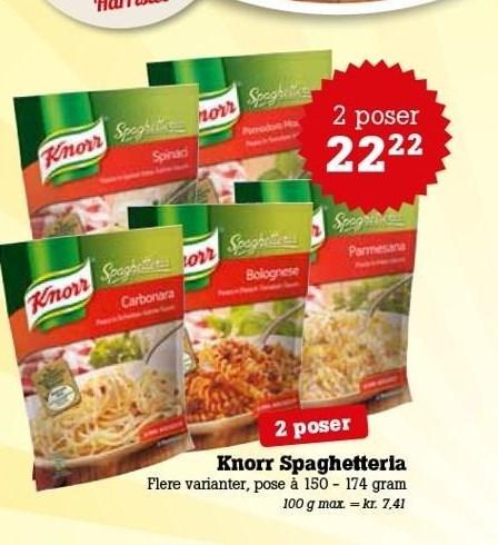 Knorr Spaghetterla 2 ps.