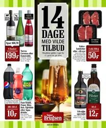 SuperBrugsen: Gyldig t.o.m lør 30/7