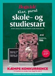 Bog & idé: Gyldig t.o.m søn 20/8