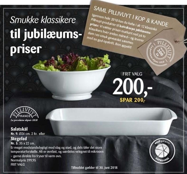 Salatskål eller Stegefad