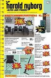 Harald Nyborg: Gyldig t.o.m man 9/5