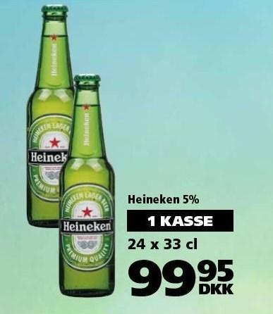 Heineken 5% 1 ks