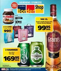 BorderShop: Gyldig t.o.m tir 1/5