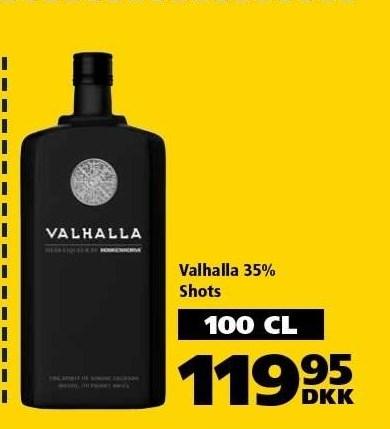 Valhalla 35% Shots