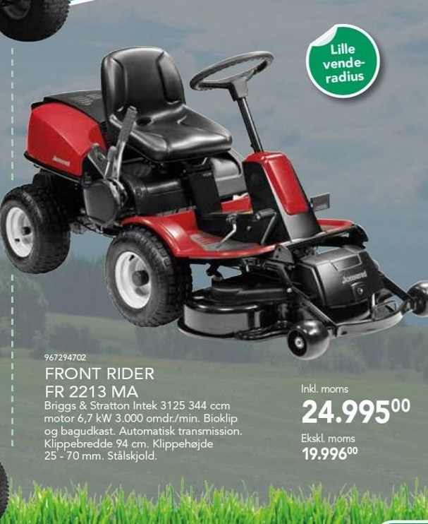 Front Rider fr 2213 ma