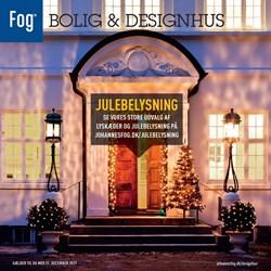 Fog Bolig & Designhus: Gyldig t.o.m søn 31/12