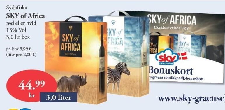 SKY of Africa