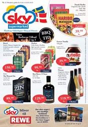 SKY Grænsebutikker: Gyldig t.o.m tir 29/5