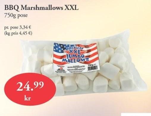 BBQ Marshmallows XXL