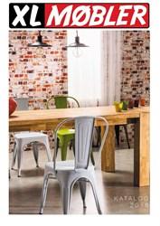XL-Møbler: Gyldig t.o.m lør 31/12