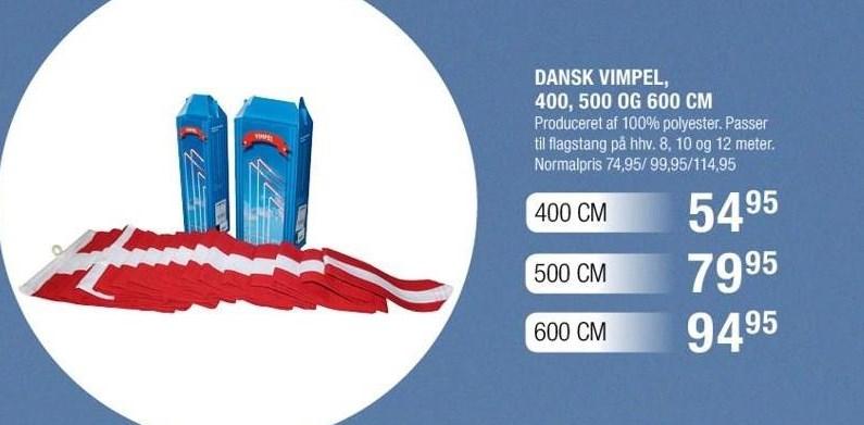 Dansk vimmpel