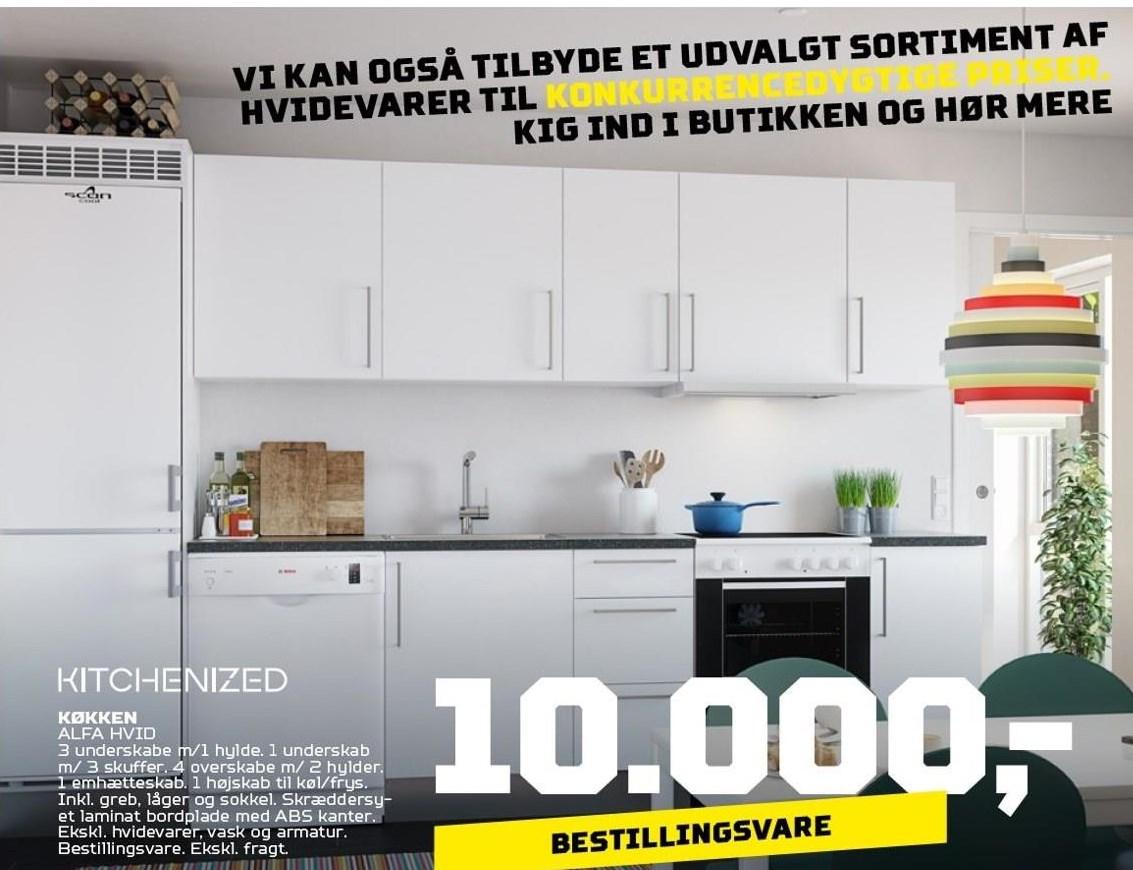 Kitchenized Køkken