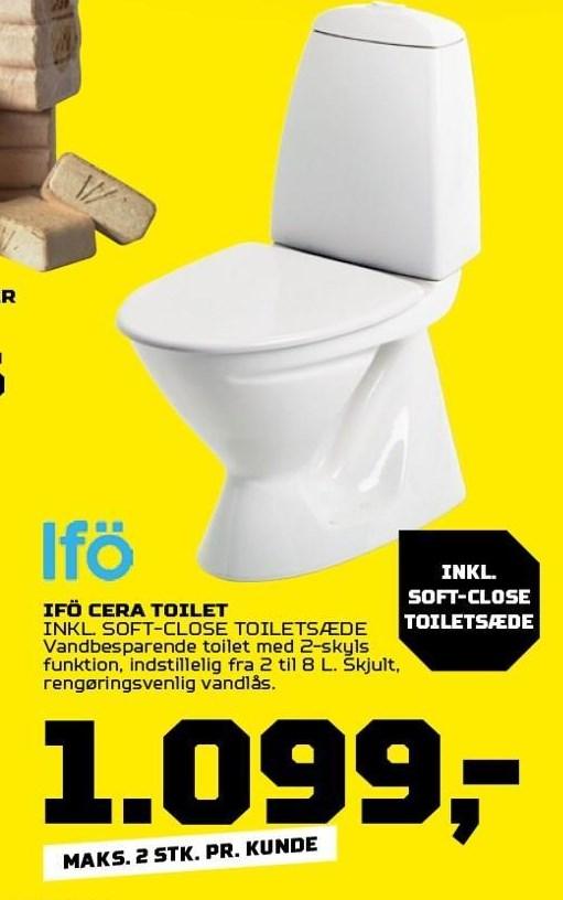 Ifö Cera Toilet