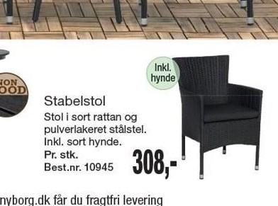 Stabelstol