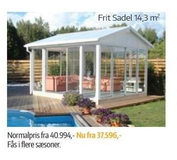 Frit Sadel 14,3 M