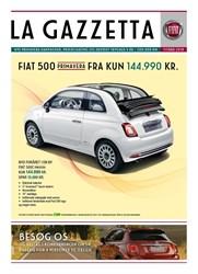 FIAT: Gyldig t.o.m man 30/4