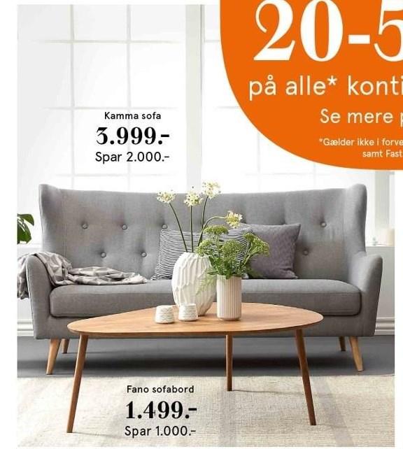 Kamma sofa