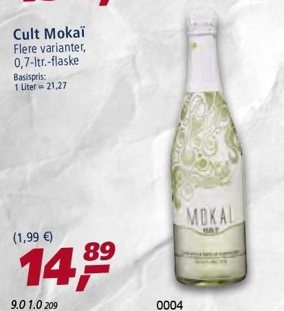Cult Mokaï