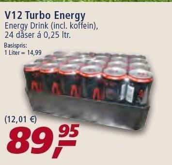 V12 Turbo Energy