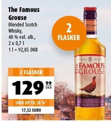The Famous Grouse 2 fl