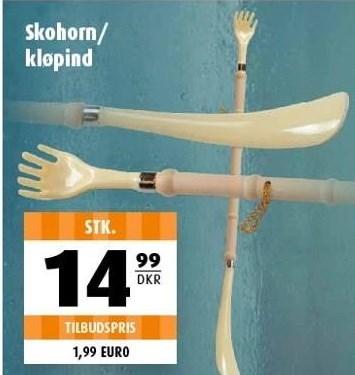 Skohorn/kløpind