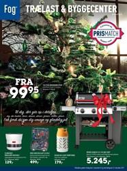 Fog Trælast & Byggecenter: Gyldig t.o.m lør 23/12