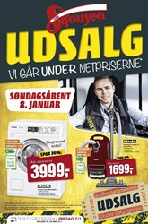 Skousen: Gyldig t.o.m lør 21/1