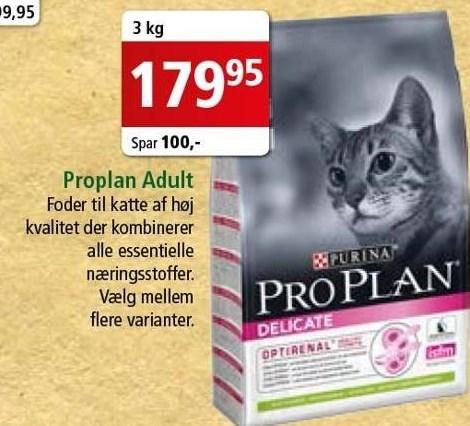 Proplan adult 3 kg