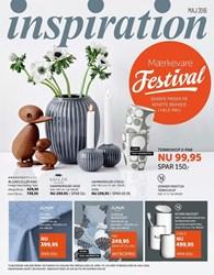 Inspiration: Gyldig t.o.m tor 26/5