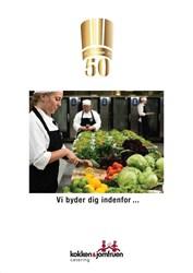Kokken & Jomfruen: Gyldig t.o.m tor 31/8